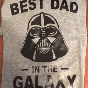 Other - Best Dad in the Galaxy Graphic Tee - L